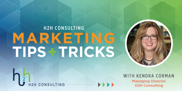 header image of marketing tips and tricks
