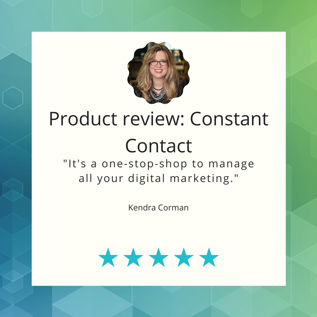 Constant Contact Product Review