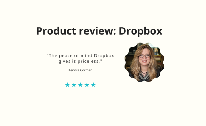 Product Review: Dropbox